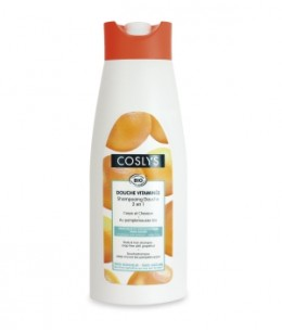 Coslys - Shampoing Douche Pamplemousse Bio - 750 ml