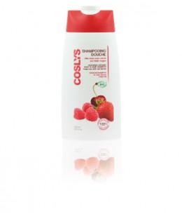 Coslys - Shampoing douche Vitaminé aux Fruits Rouges - 250 ml