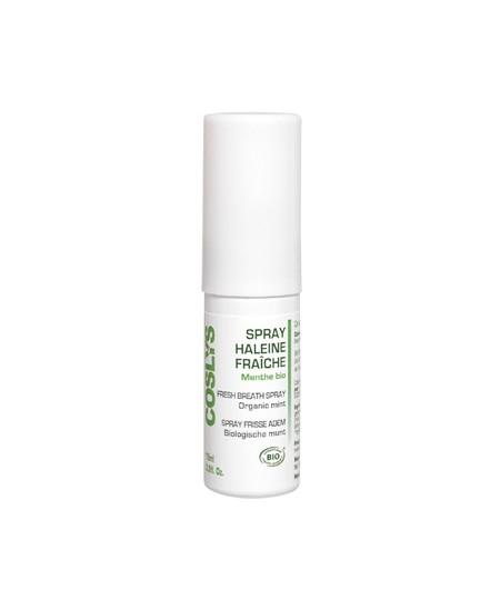 Coslys - Spray haleine fraîche à la menthe - 15 ml