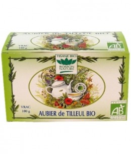 Romon Nature - Tisane Aubier de Tilleul bio vrac - 100 gr