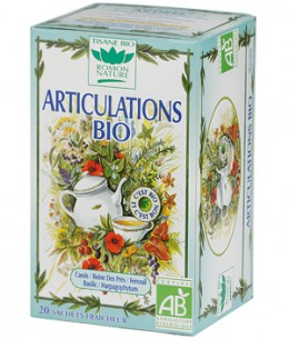 Romon Nature - Tisane complexe Articulation - 20 sachets 36g