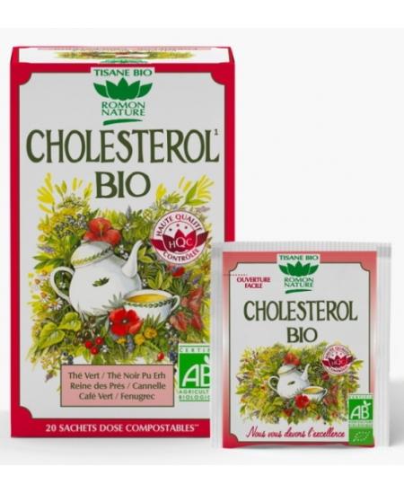 Romon Nature - Tisane complexe Cholestérol - 20 sachets de 32 gr