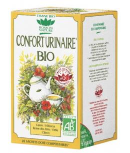 Romon Nature - Tisane Confort Urinaire bio - 20 sachets de 32 gr