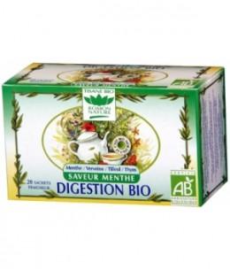 Romon Nature - Tisane Digestion Menthe bio Romon - 20 sachets de 32 gr