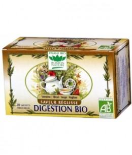 Romon Nature - Tisane Digestion Réglisse bio - 20 sachets de 32 gr