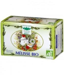 Romon Nature - Tisane Mélisse bio - 20 sachets