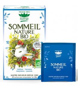 Romon Nature - Tisane Sommeil Nature - 20 sachets