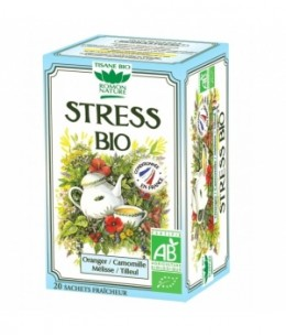 Romon Nature - Tisane Stress - 20 sachets