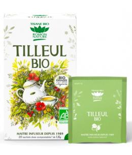 Romon Nature - Tisane Tilleul bio - 20 sachets