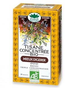 Romon Nature - Tisane triple concentration Mieux digérer - 20 sachets
