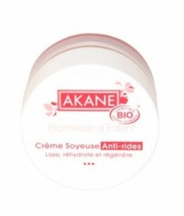 Akane - Crème Soyeuse Anti Rides - 15 ml