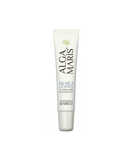 Alga Maris - Baume à lèvres régénérant Huile de Coco et Alga Gorria - 15 ml