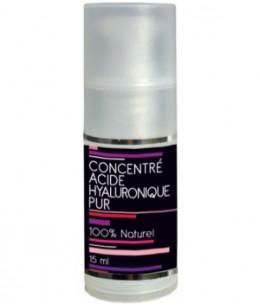Aquasilice - Concentré Acide Hyaluronique Pur Flacon pompe - 15 ml
