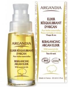 Argandia - Elixir Rééquilibrant à l'Argan Visage - 30 ml