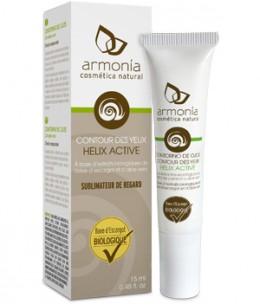 Armonia - Contour des yeux à la bave d'escargot - 15 ml