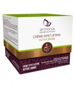 Armonia - Crème effet lifting Active Snake - 50 ml