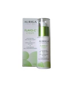 Auriga - Flavo C Crème hydratante anti âge Flacon Pompe - 30 ml