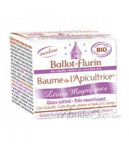 Ballot Flurin - Baume de l'Apicultrice Lèvres Magnifiques - 15 ml