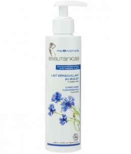 Beautanicae - Lait démaquillant au Bleuet - 200 ml