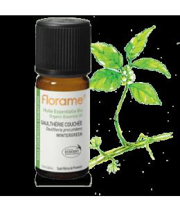 Florame - Huile essentielle bio Gaulthérie Couchée - 10 ml