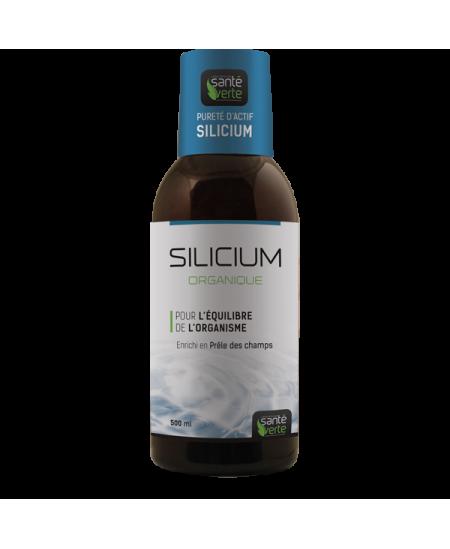 Santé Verte - Silicium organique - 500 ml