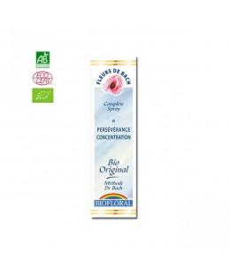 Biofloral - Complexe floral n°13 Persévérance et concentration en spray - 20 ml