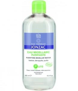 Eau Thermale Jonzac - Eau Micellaire purifiante peaux mixtes à grasses - 500 ml