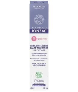 Eau Thermale Jonzac - Emulsion légère haute tolérance peaux réactives et intolérantes - 40 ml