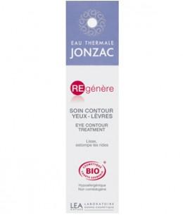Eau Thermale Jonzac - Sublimactive Soin contour yeux et lèvres jeunesse immédiate - 15 ml