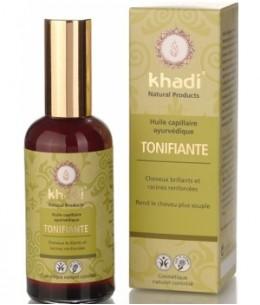 Khadi - Huile de Soin Capillaire Tonifiante - 100 ml