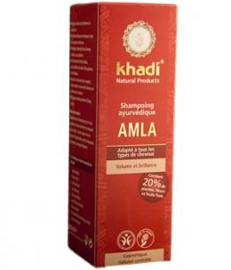 Khadi - Shampoing ayurvédique Amla - 210 ml