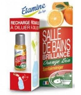 Etamine du Lys - Recharge à diluer Brillance salle de bain pulvérisateur - 50 ml