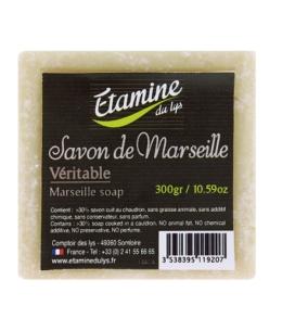 Etamine du Lys - Savon de Marseille beige - 300 gr