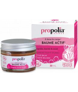 Propolia - Baume Actif Bio pot - 30 ml