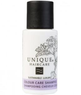 Unique - Shampoing au Bleuet cheveux colorés et secs - 50 ml