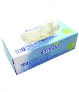 Ecodoo - Boite de 100 mouchoirs