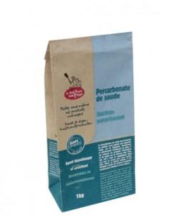 Droguerie Ecologique - Percarbonate de soude - 1 kg