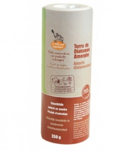 Droguerie Ecologique - Terre de Diatomée amorphe Insecticide en poudre - 250 gr