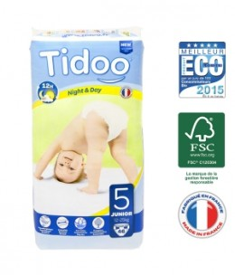 Tidoo - 46 Couches JUNIOR (T5)