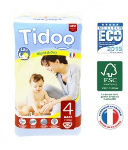 Tidoo - 50 Couches MAXI (T4)