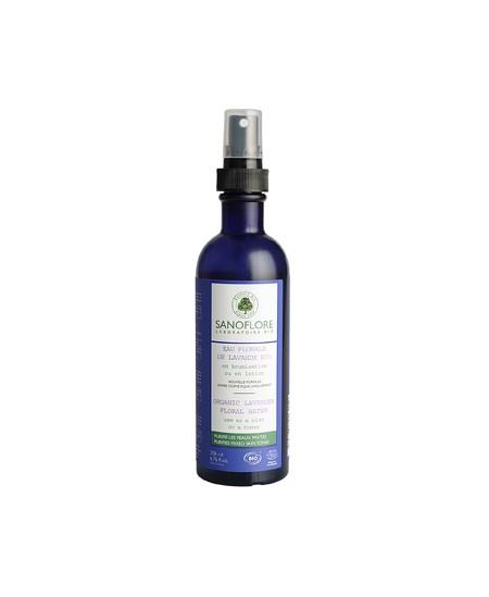 Sanoflore - Brumisateur d'eau florale de Lavande - 200 ml
