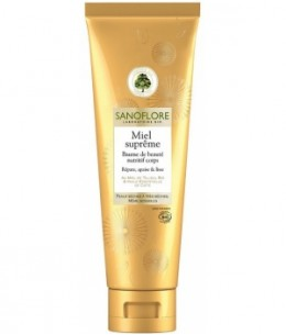 Sanoflore - Crème mains et ongles miel suprême - 50 ml