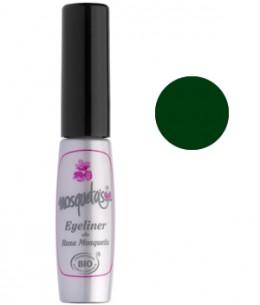 Mosqueta's - Eye Liner vert sapin - 5 ml