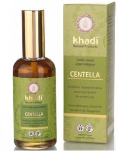 Khadi - Huile Régénérante Centella Corps - 100 ml