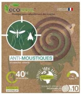 Etamine du Lys - Spirale Anti Moustique Ecocoil