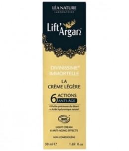 Lift' Argan - Crème légère Divinissime Immortelle - 50 ml