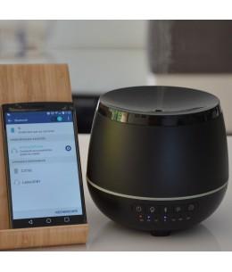Zen'Arôme - Diffuseur ultrasonique OPIUM Enceinte Bluetooth