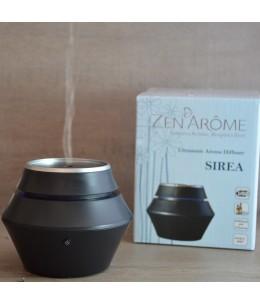 Zen'Arôme - Diffuseur Ultrasonique Sirea Noir