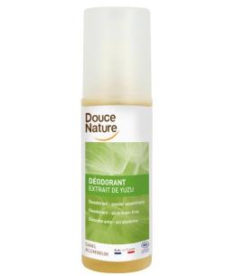 Douce Nature - Déodorant à l'huile essentielle de Verveine des Indes - 125 ml