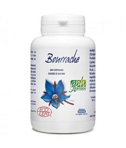 GPH Diffusion - Huile de Bourrache bio - 200 capsules